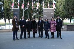On January 29 –February 2, 2018  five officers of the Police Educational Complex of RA had a study visit to the MIA Academy of Georgia: deputy head of the International cooperation and IT division of the Educational-methodical and development...
