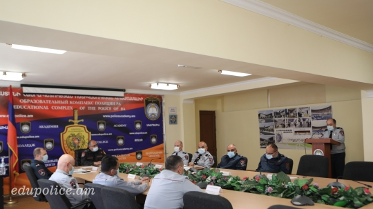 The serial meeting of Scientific Council was held